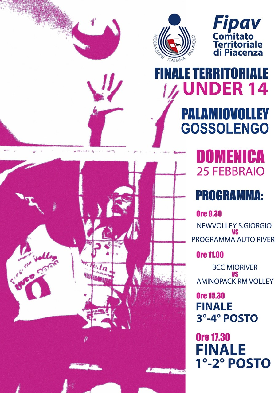 Finale Territoriale Under 14 Femminile